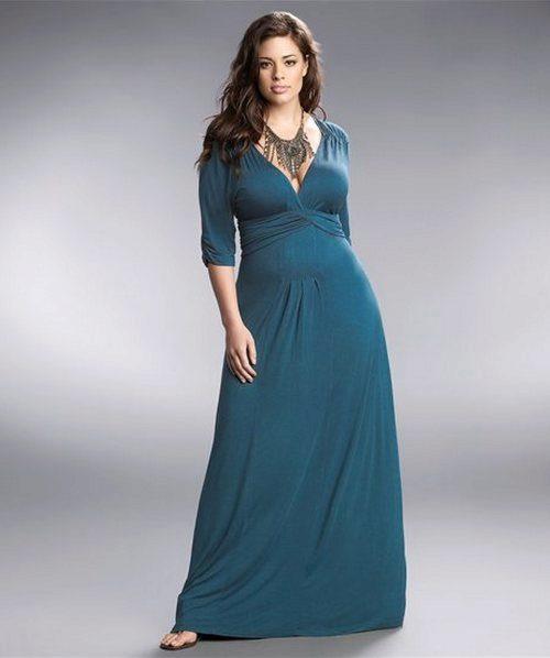 Вечернее платье с рукавом своими руками
