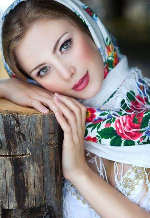 Русский макияж - 110 фото и пошаговые инструкции 84