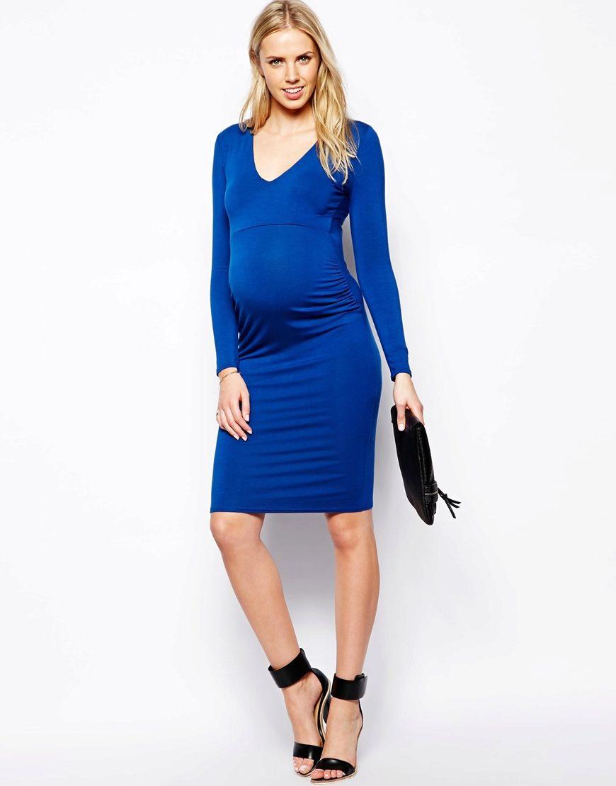 Платье для беременных своими руками фото 709