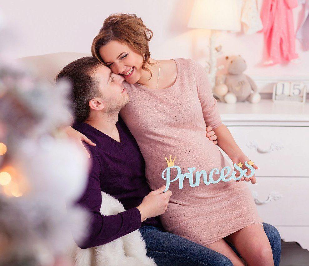 Бутафория для беременной фотосессии 38