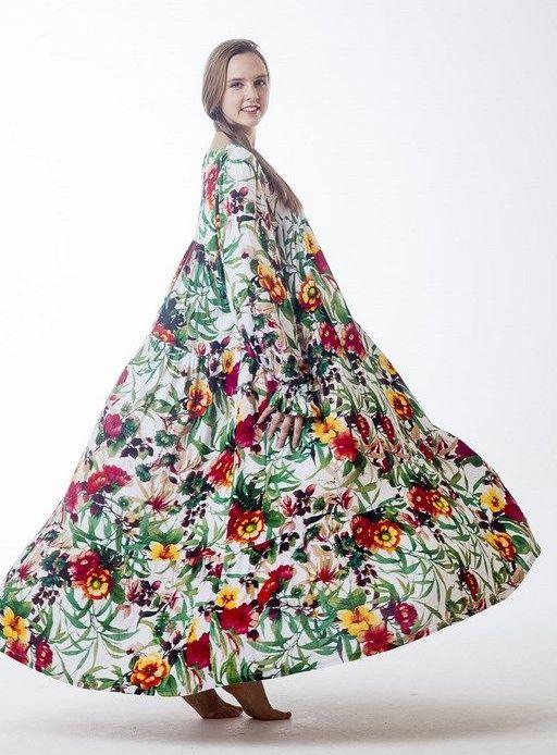Купить платье из штапеля в москве