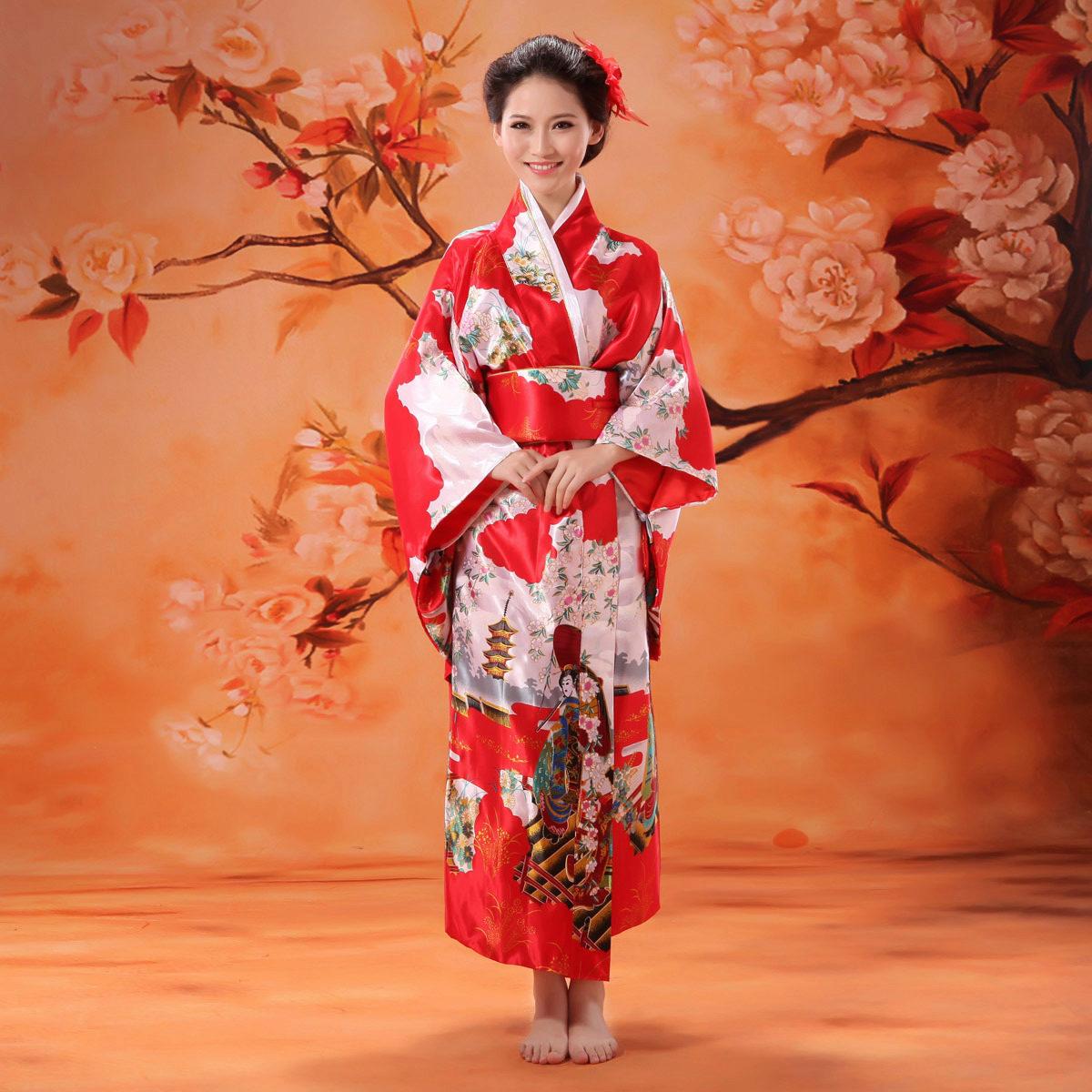 Японка в синим платье и японец 25 фотография