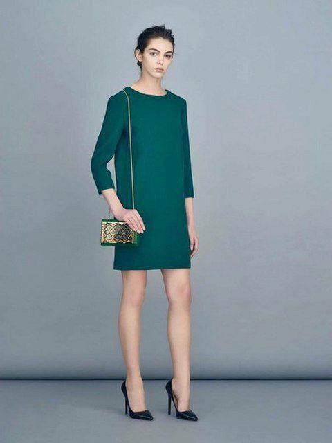 63865033a49 Платье прямого силуэта  платья прямого фасона с рукавом