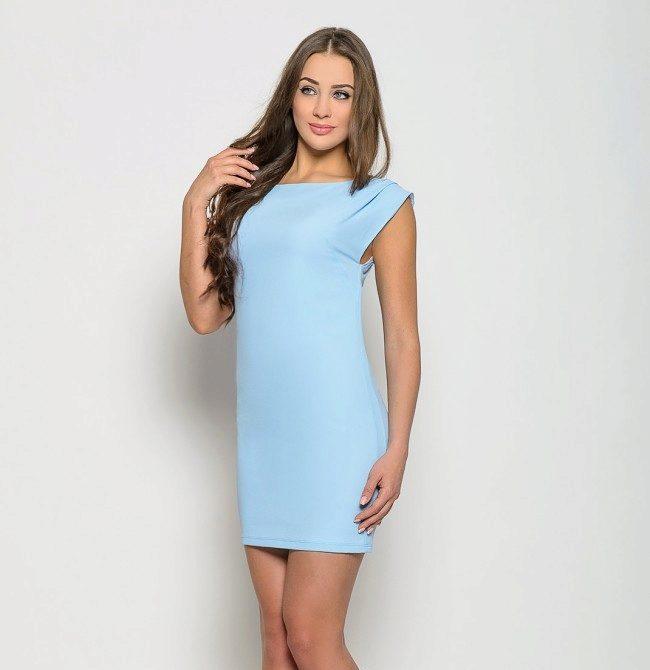 bdc5fd195f8 Платье прямого силуэта  платья прямого фасона с рукавом