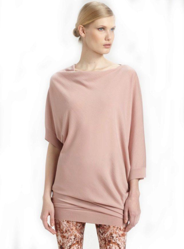 Модели платья туники