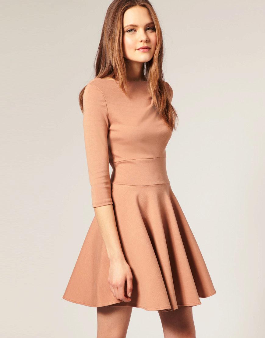 Расклешенные платья