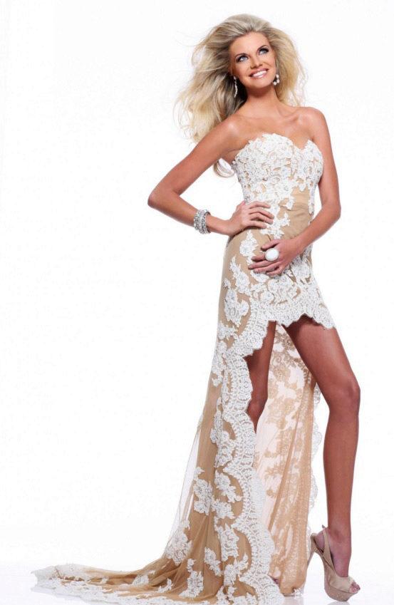 Модные советыКак подобрать вечернее платье под фигуру
