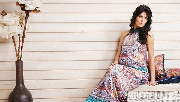 domashnie-platya Домашнее платье (69 фото): красивое для дома, женское трикотажное, длинное, шелковое, модное, фасоны, короткое