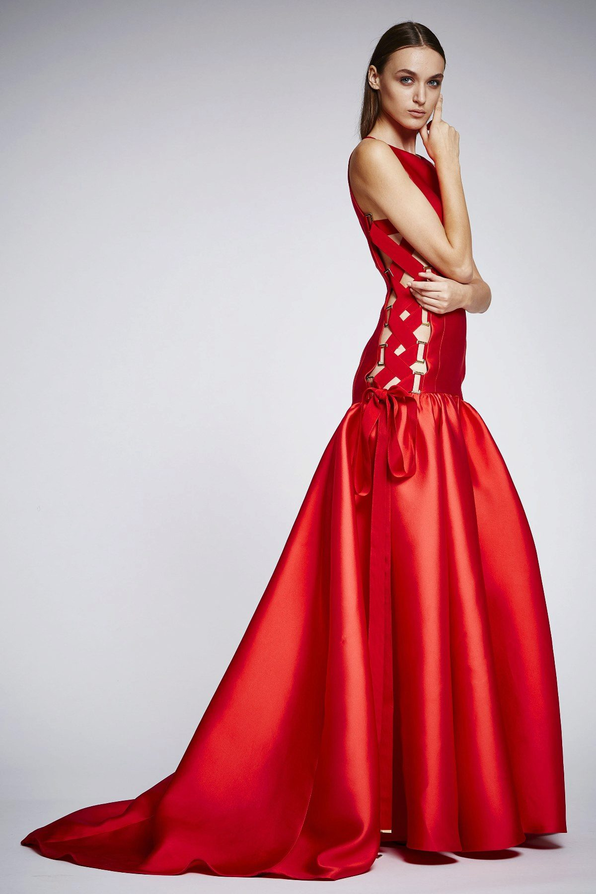 Платье годе для полных