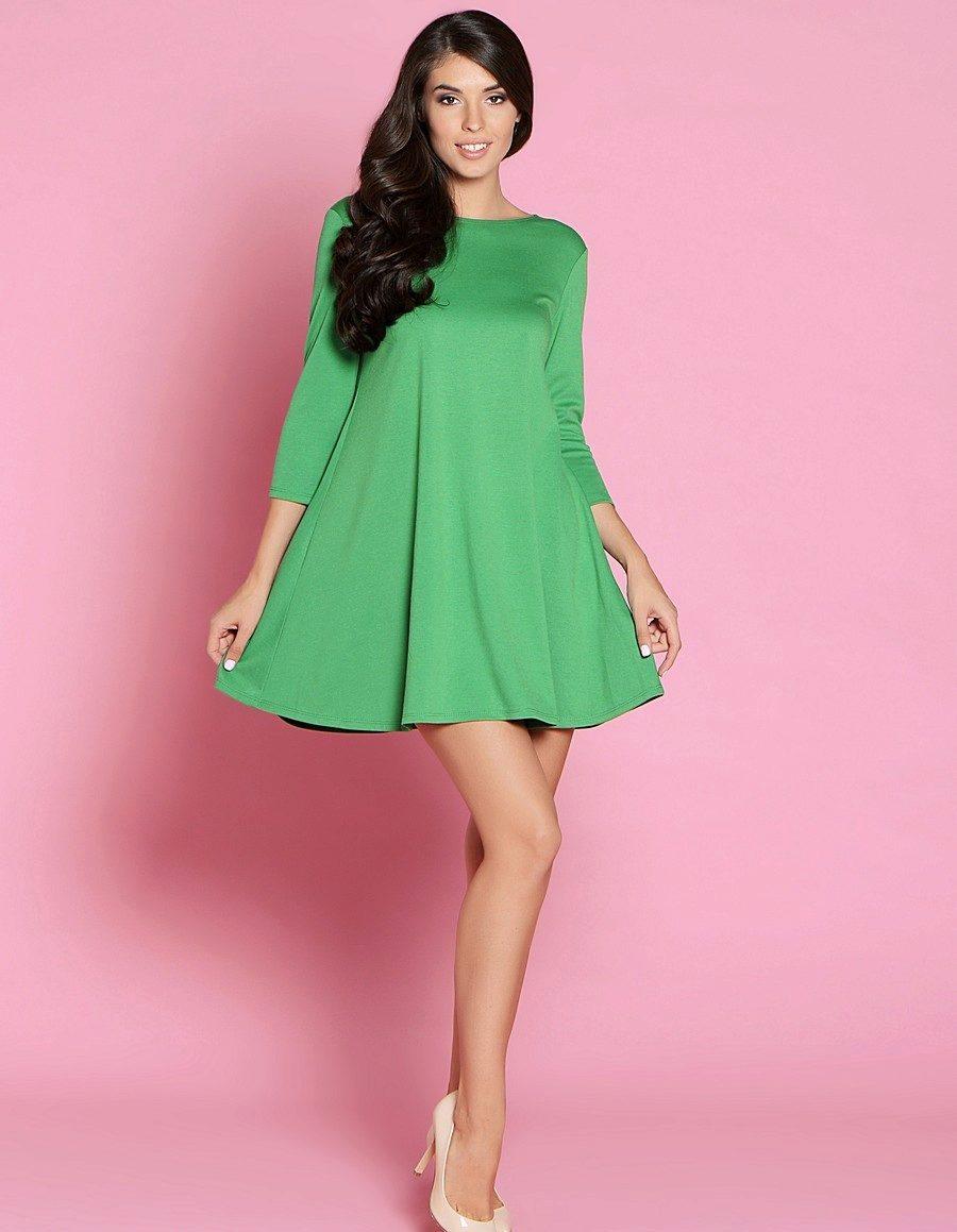 dfcebe20223b0e6 Платье из джерси: фасоны и модели, плюсы трикотажа джерси, с ...