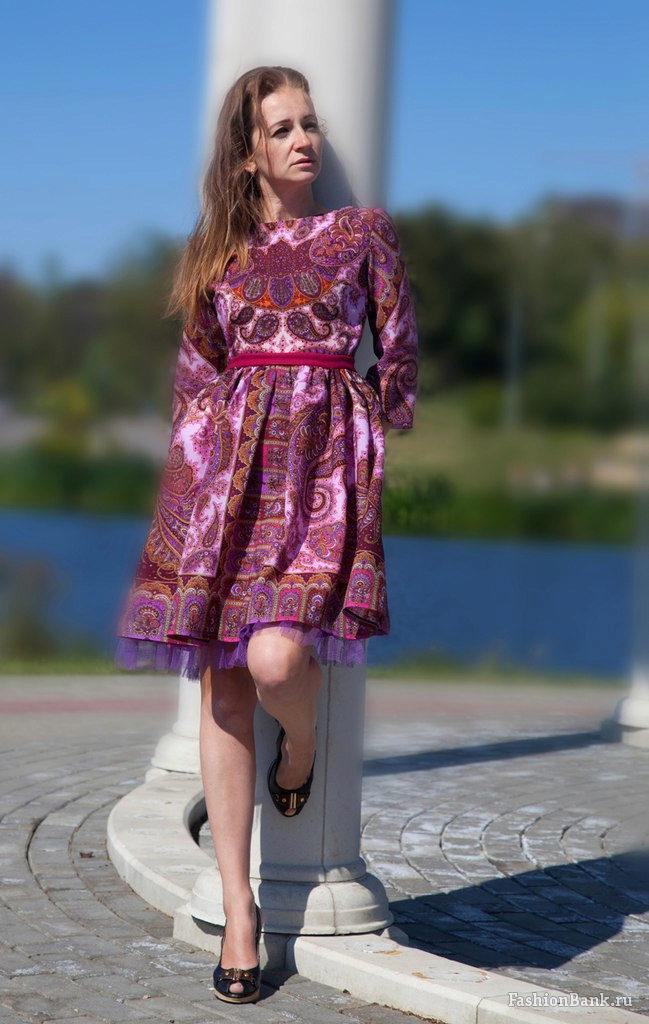 Платье ov