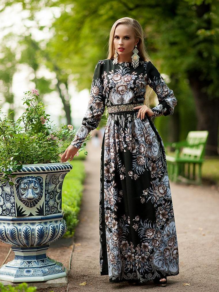 Фасоны платьев своими руками фото фото 305