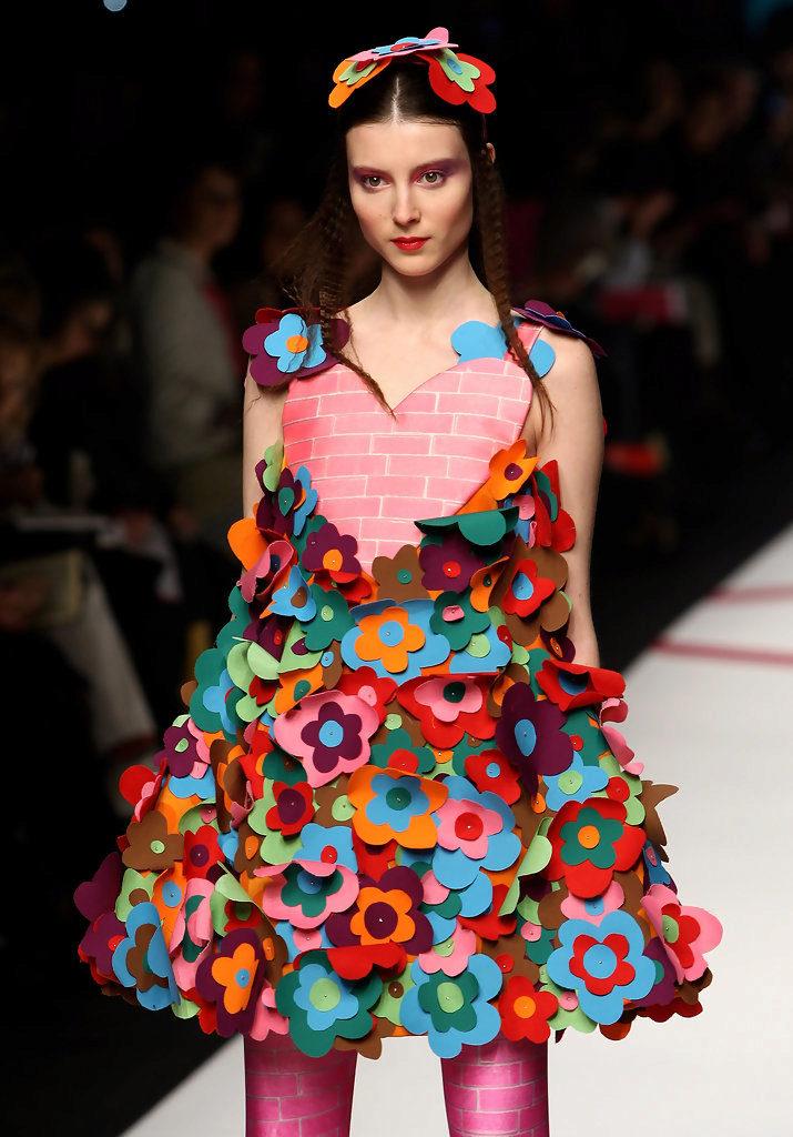Как сделать оригинальные платья своими руками