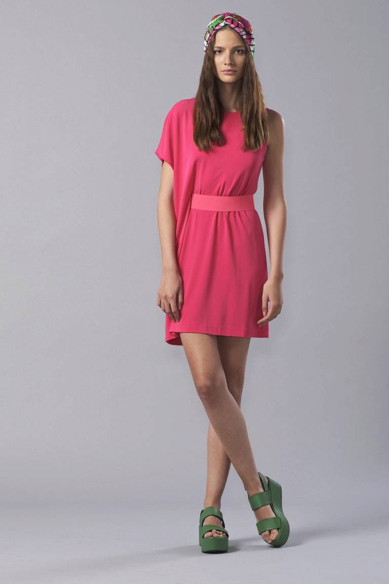 Выкройка платья с цельнокроеным рукавом три четверти фото 788