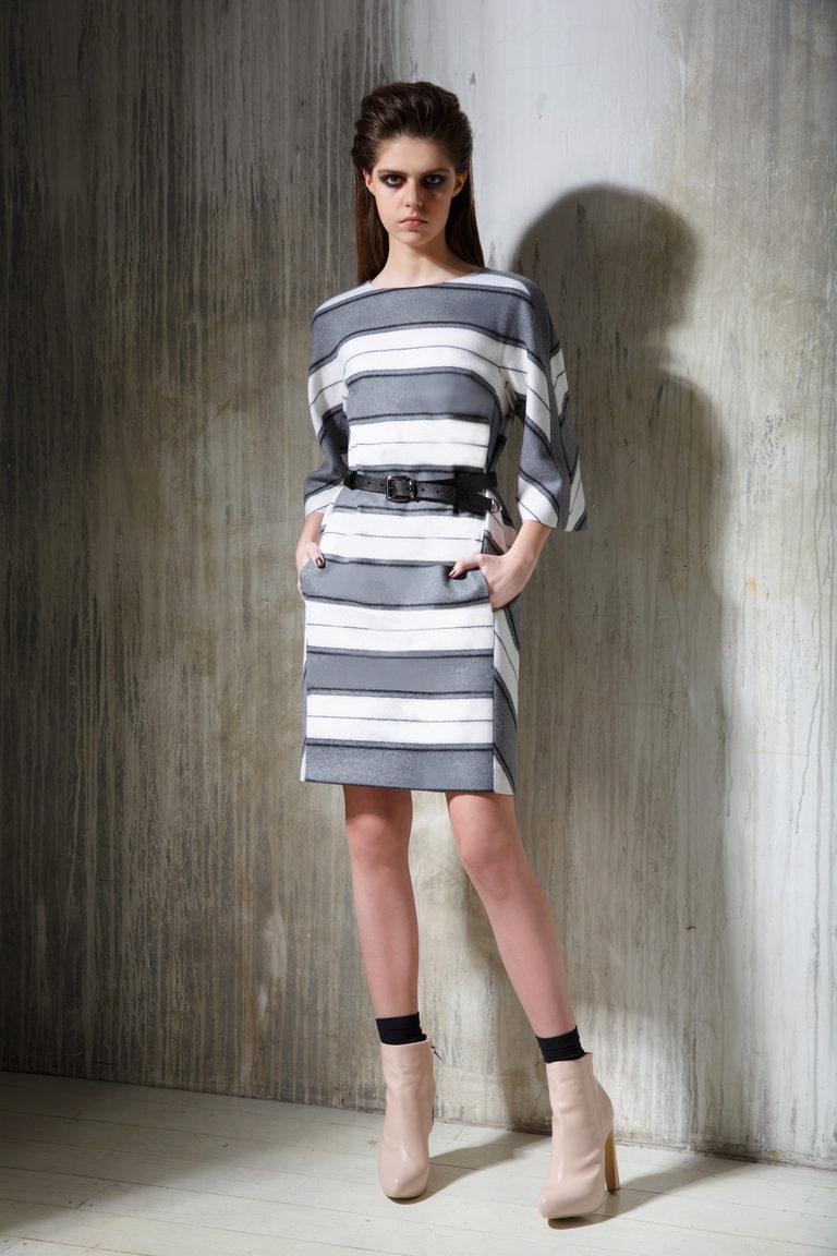 Выкройка платья с цельнокроеным рукавом три четверти фото 782