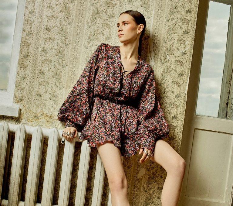 Как удлинить короткое платье 51