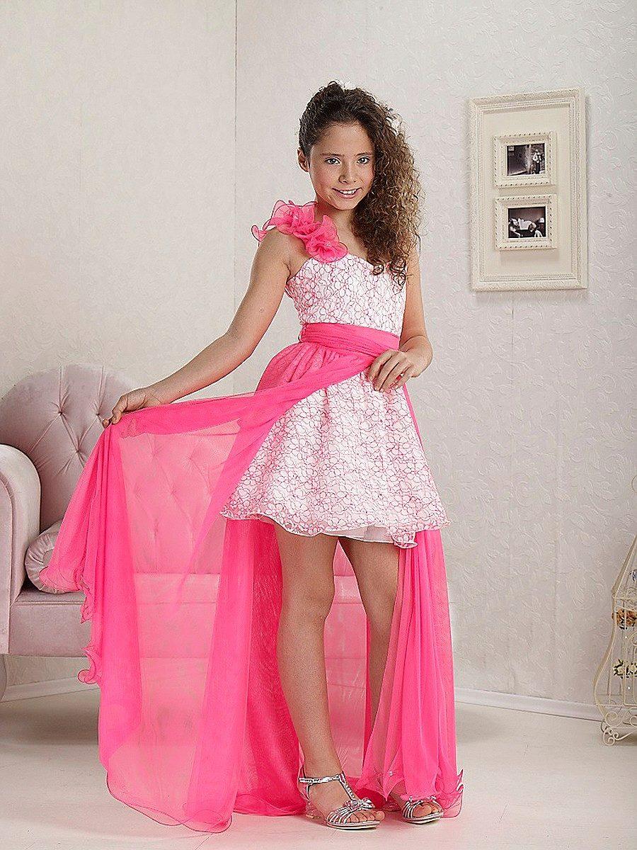 Праздничные платья для девочек