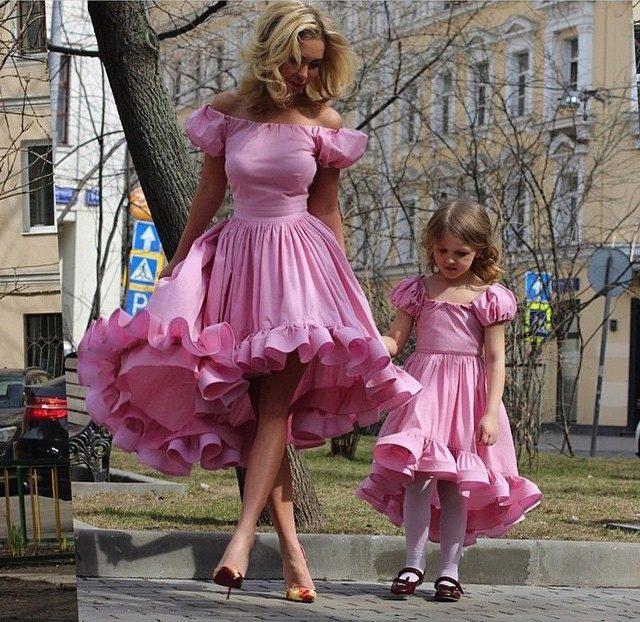 Пышные юбки для девочек короткие