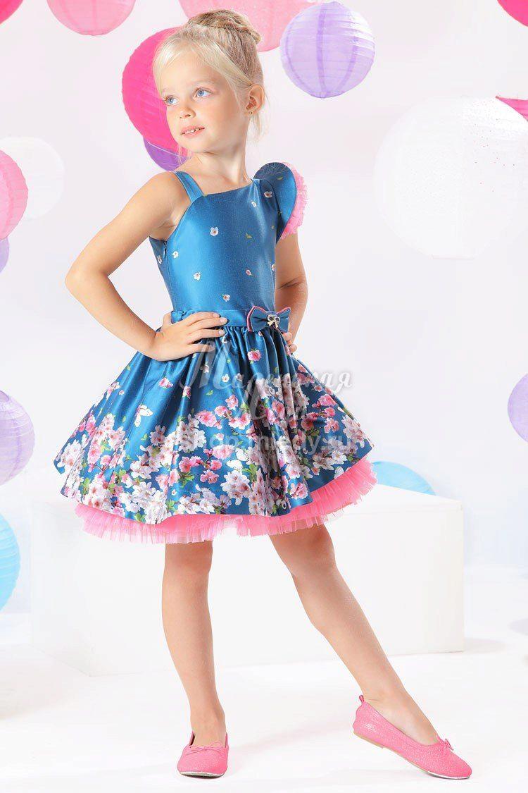 Вечерние платья для девочек