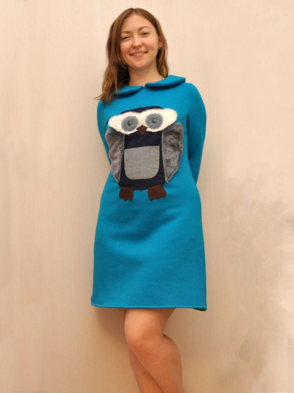 3443d25971a Платье из футера (38 фото)  модели