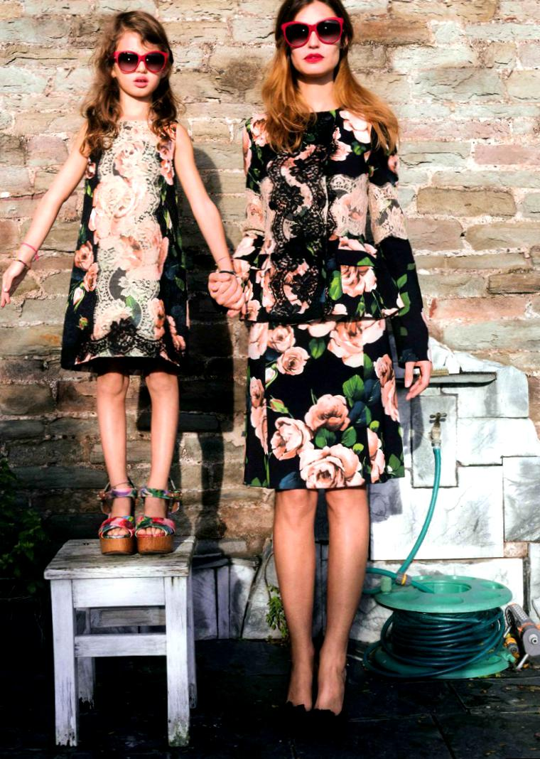 Модное платье 11 12