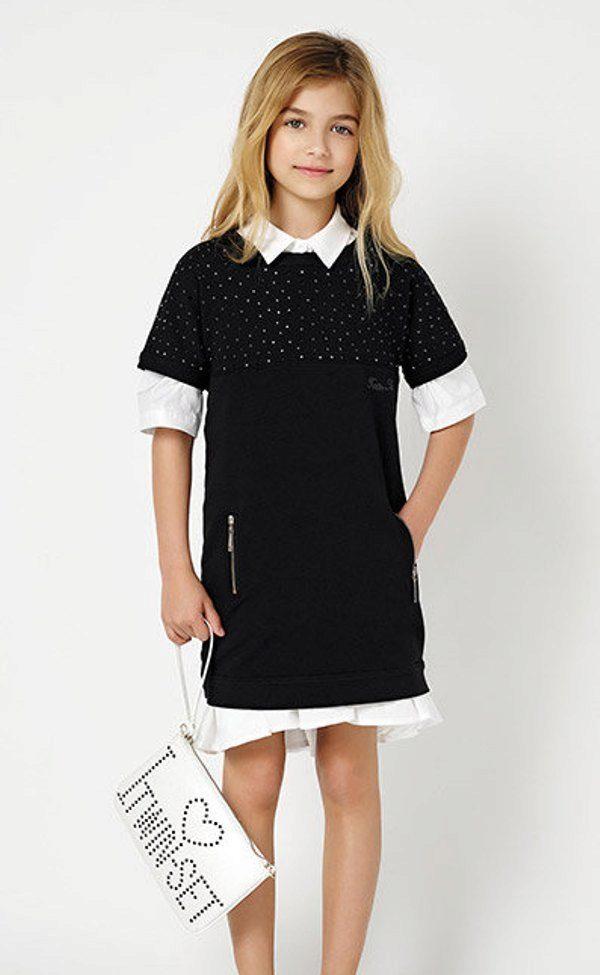 Платье для школы для подростков своими руками 54