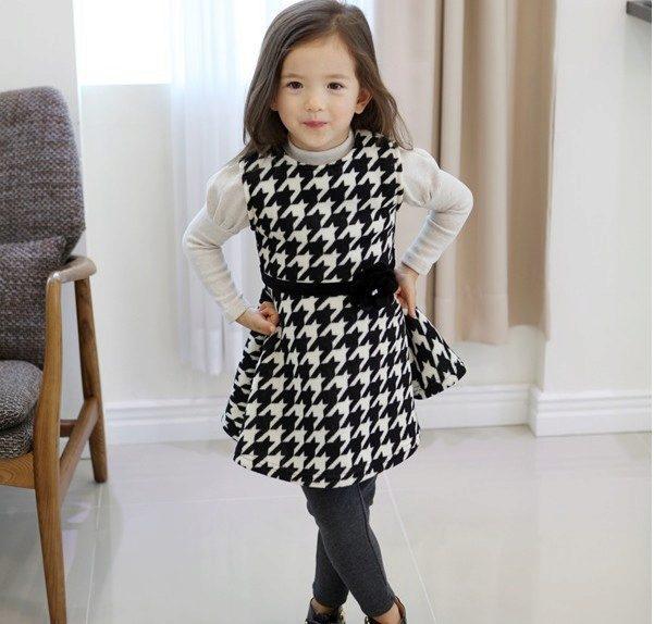 60319c7ef13 Трикотажное платье для девочки повседневное · Трикотажное платье для девочки  на каждый день
