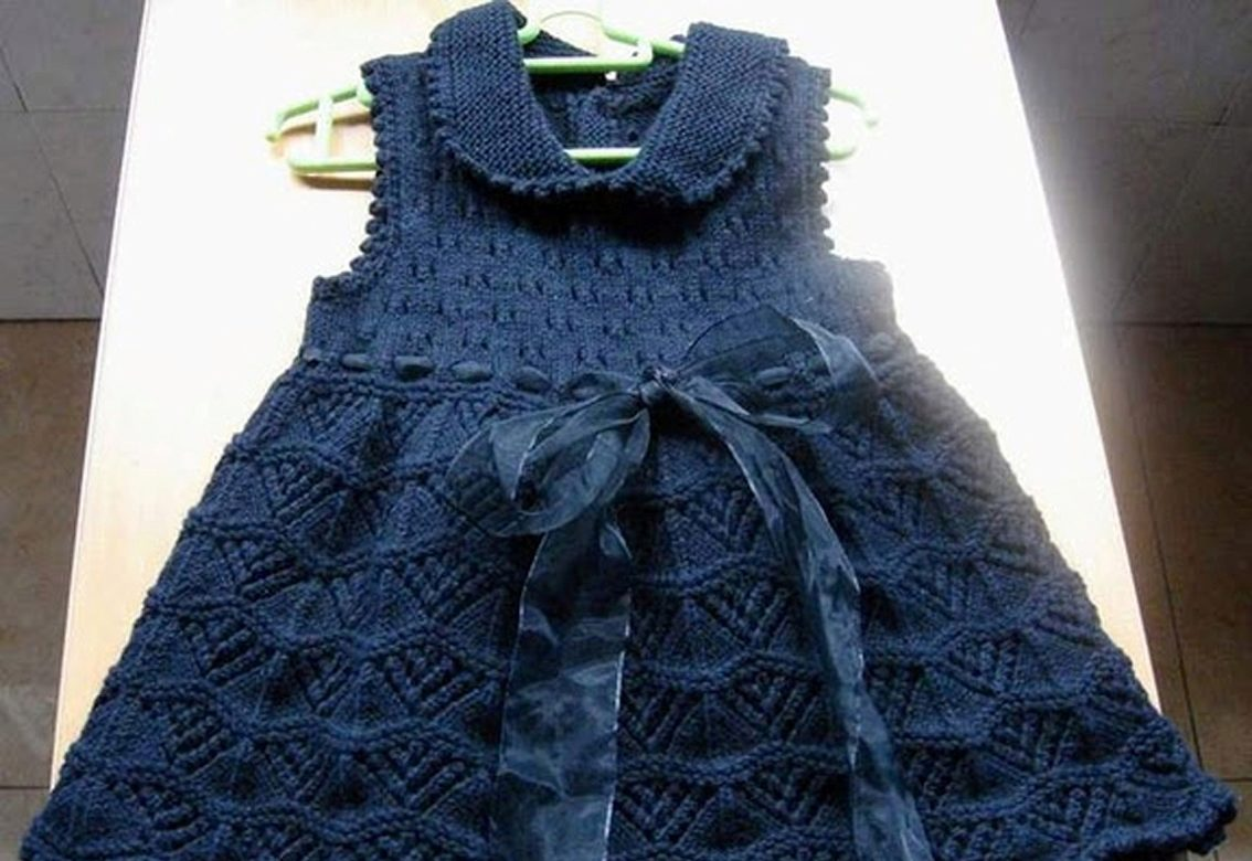 Комбинировать платье своими руками