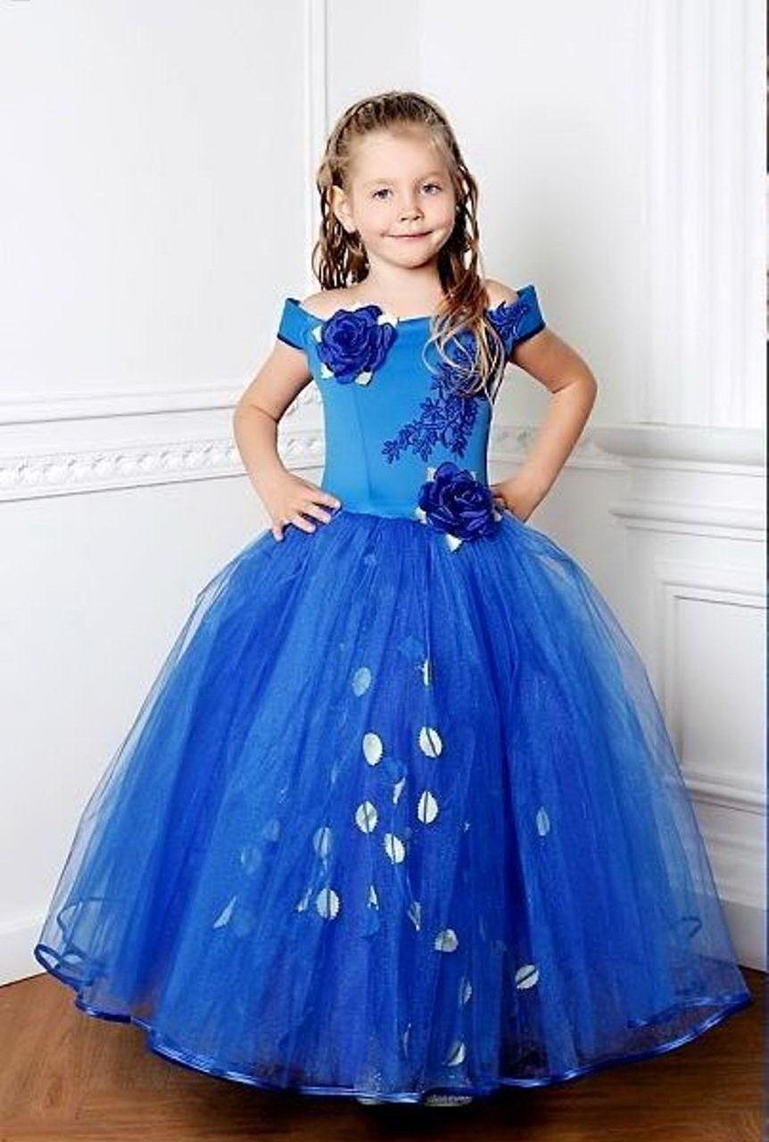 c641e38959c Выпускные платья для девочек в детском саду (59 фото)  платья на ...