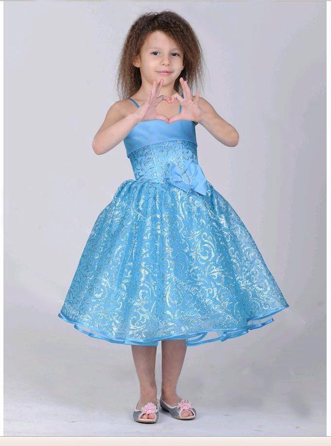 Детские новогодние платья своими руками фото