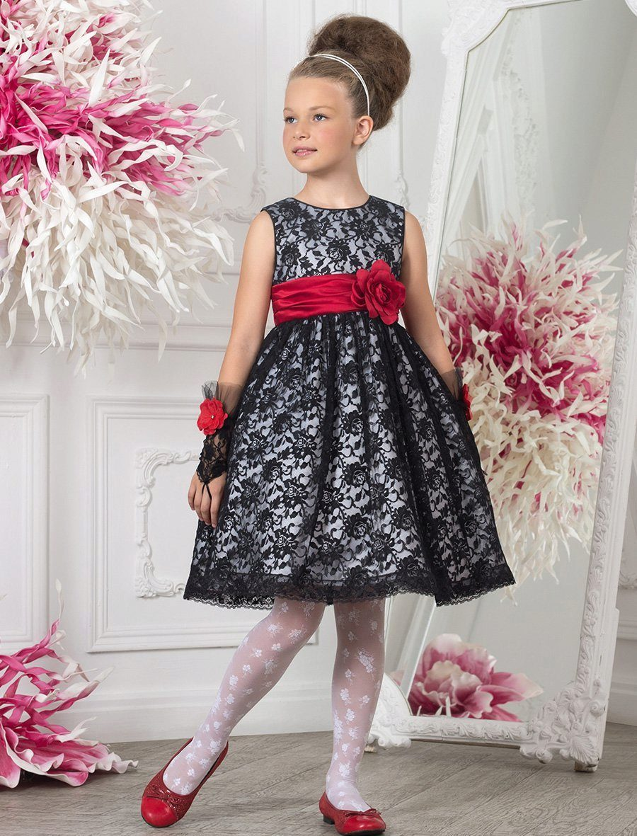 Детские платья на выпуск из садика