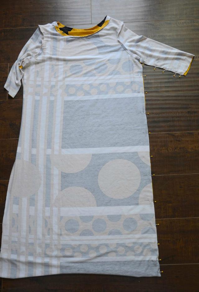 Платье летнее выкройка простое короткое