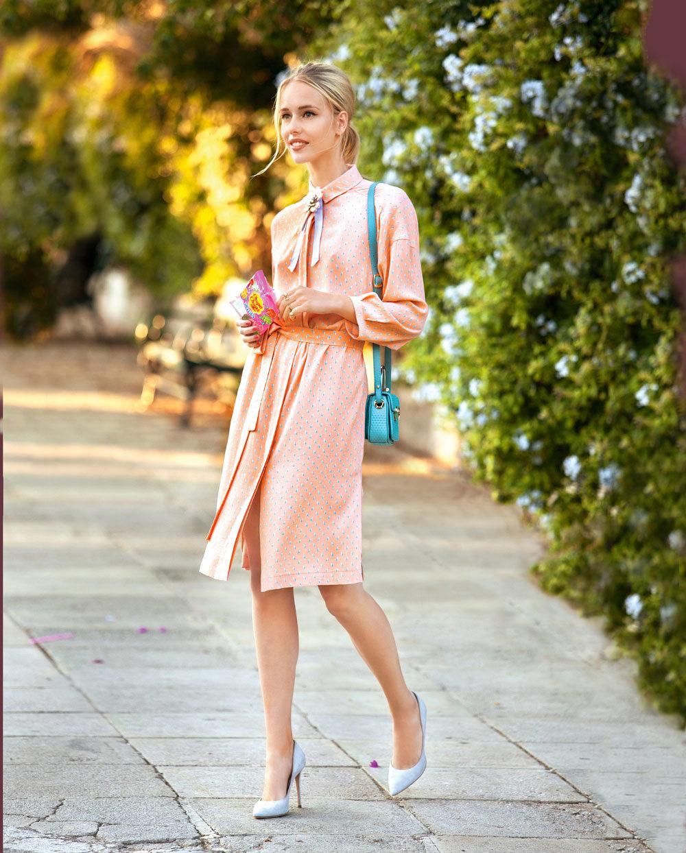 81b2b7d71c42b4e Как сшить летнее платье своими руками: простые модели, выкройки ...