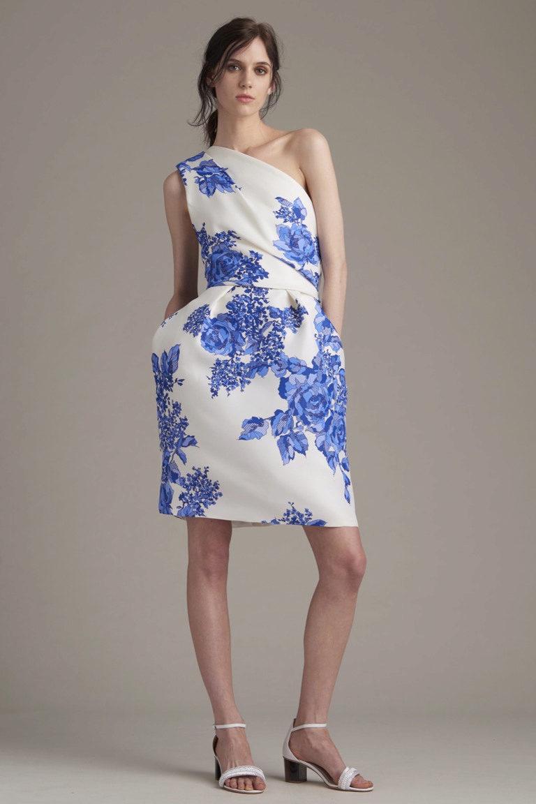 Как сшить летнее короткое платье