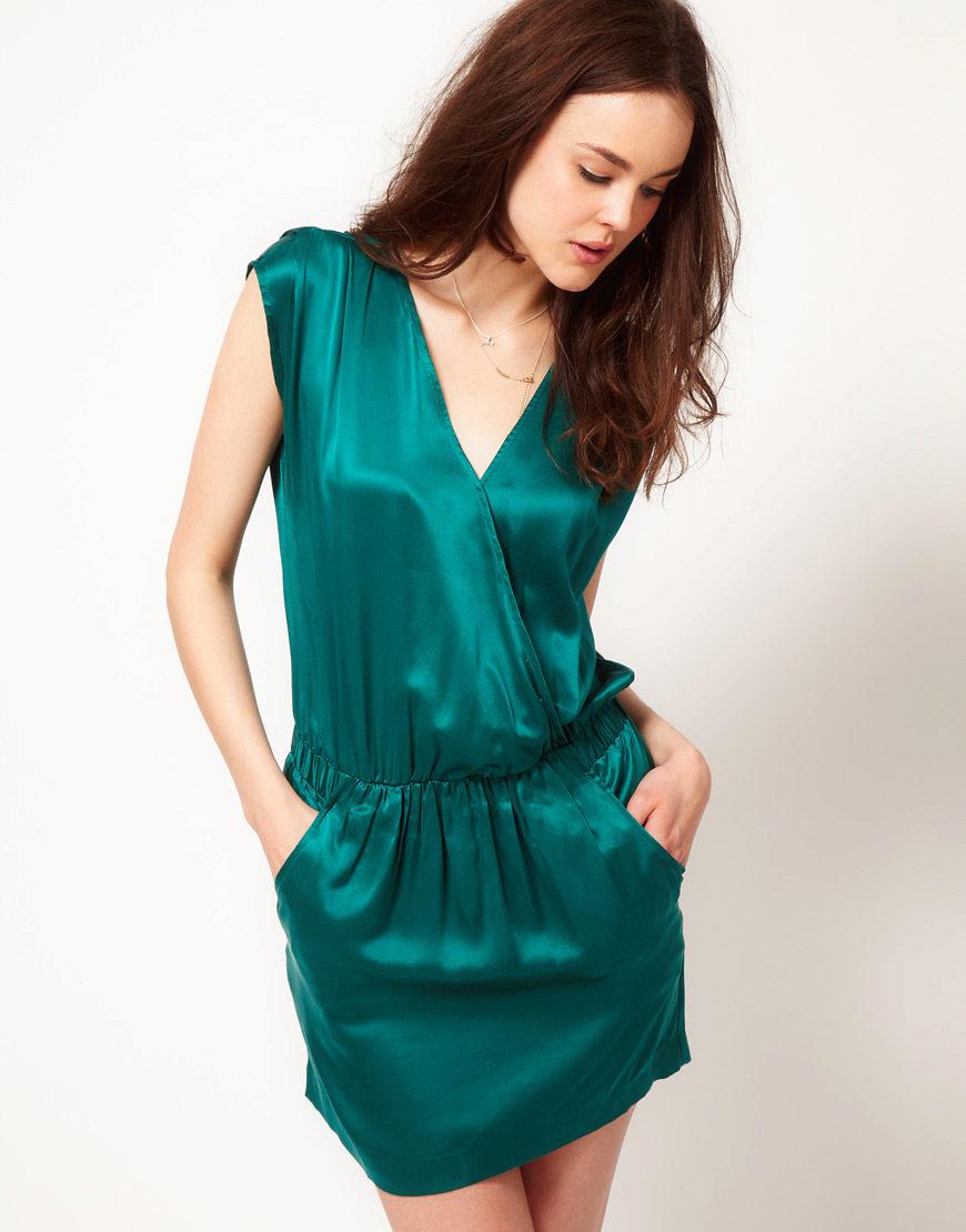Платье с одним швом - как сшить платье своими руками без выкройки
