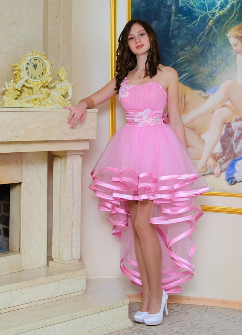 Коктейльные и вечерние платья для девочек