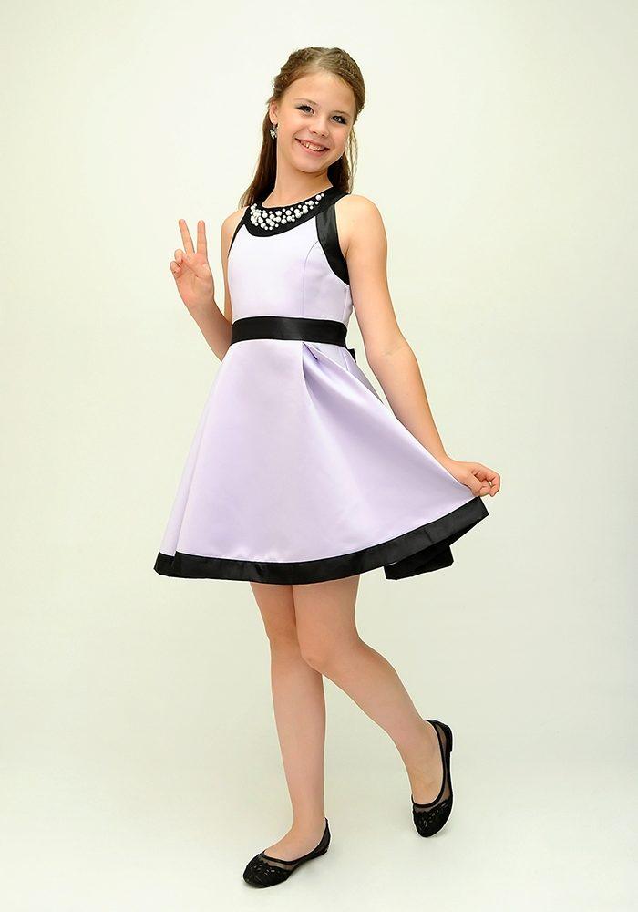 Платье коктельное для девочки