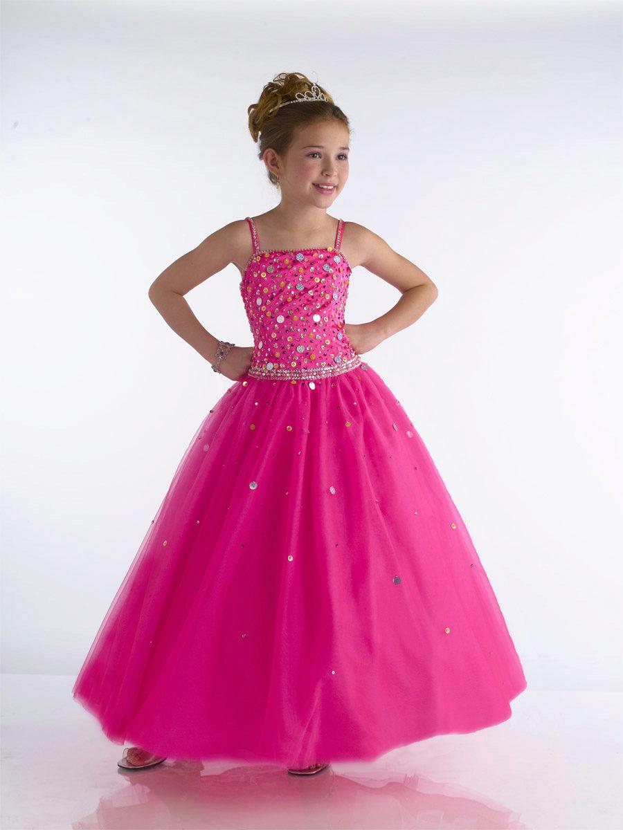 Новогоднее платье для девочки 11 лет бальное
