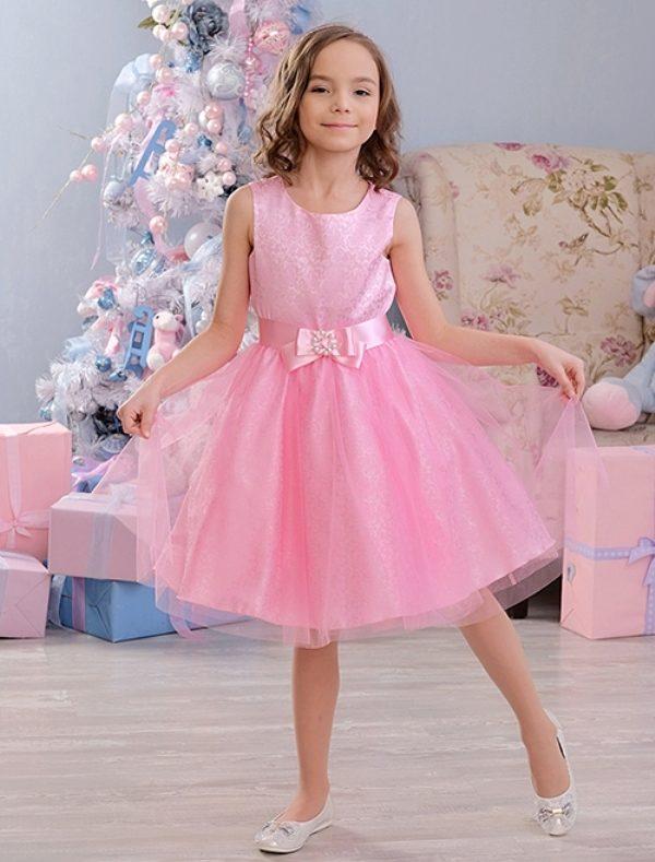 novogodnie-platya-dlya-devochek Новогодние платья для девочек от 3 до 12 лет: праздничные образы на Новый Год, в садик