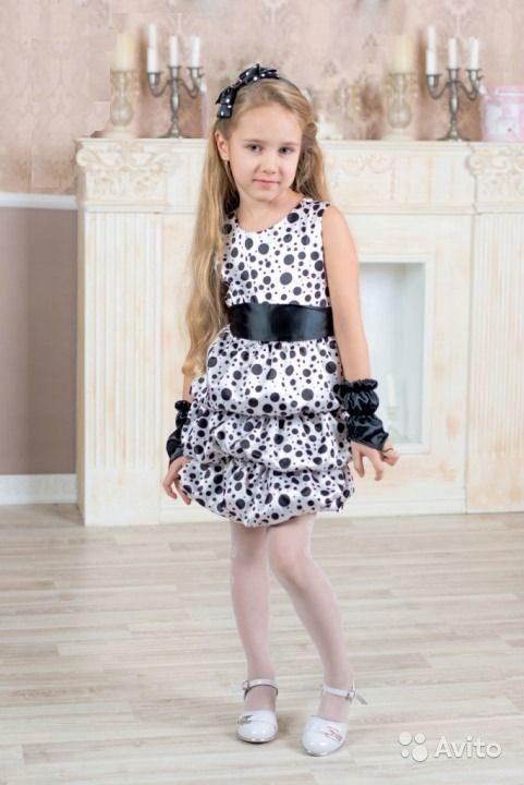 Купить Платье Для Девочки На Выпускной Детский Сад