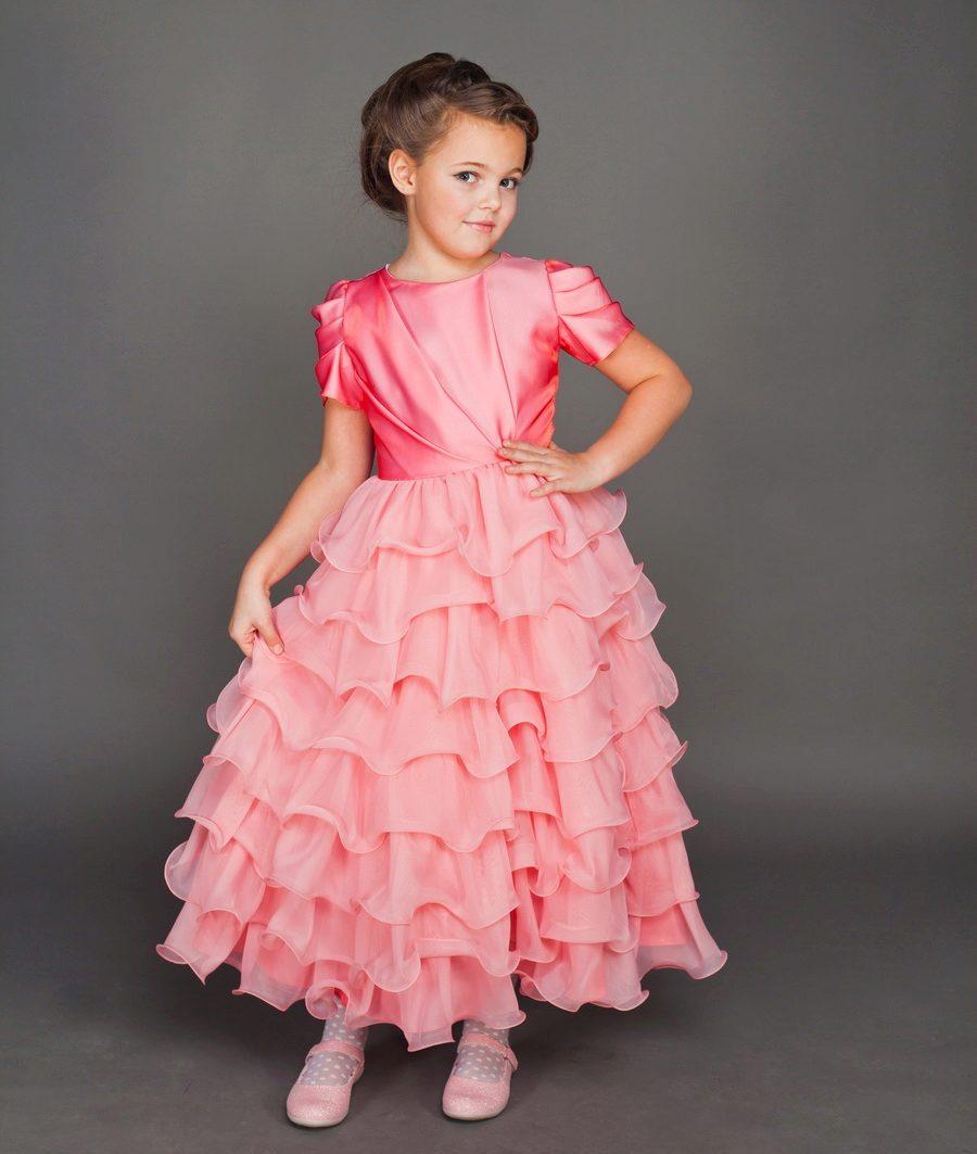 Платья и юбки для девочек 5 лет
