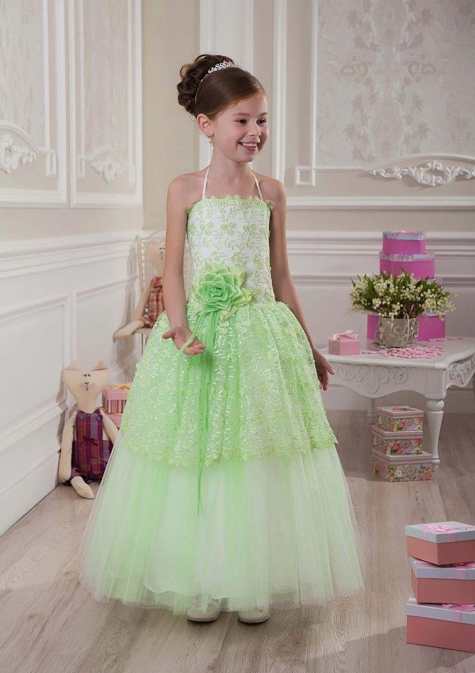 Платье Для Девочки 10 Лет На Выпускной Купить