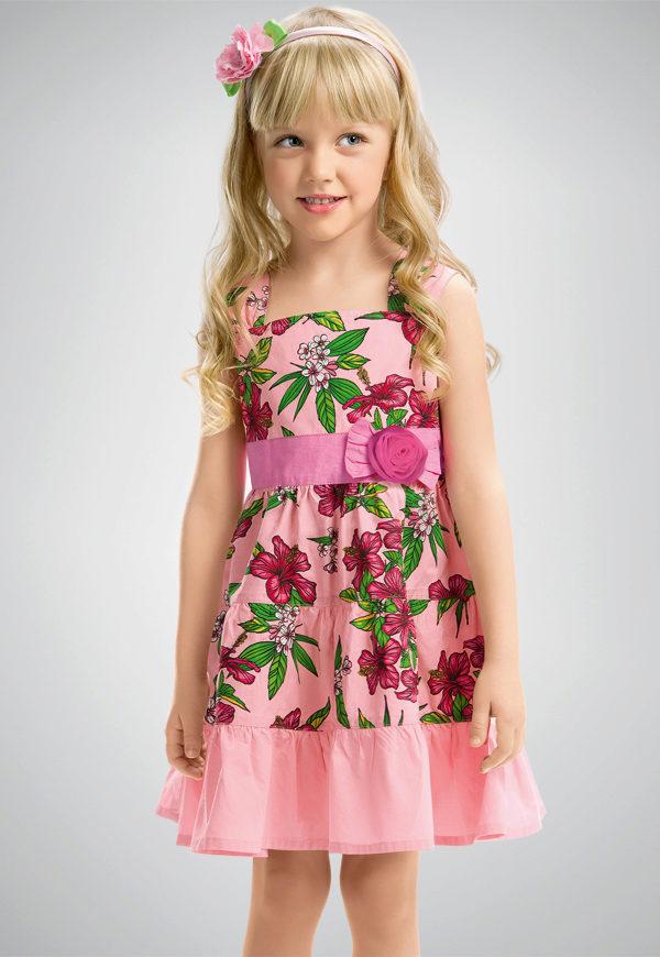 Платье для девочки 5 лет