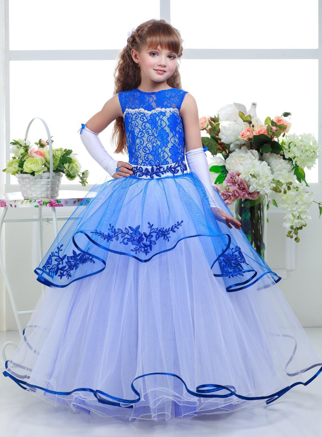 Где купит бальное платье для девочки