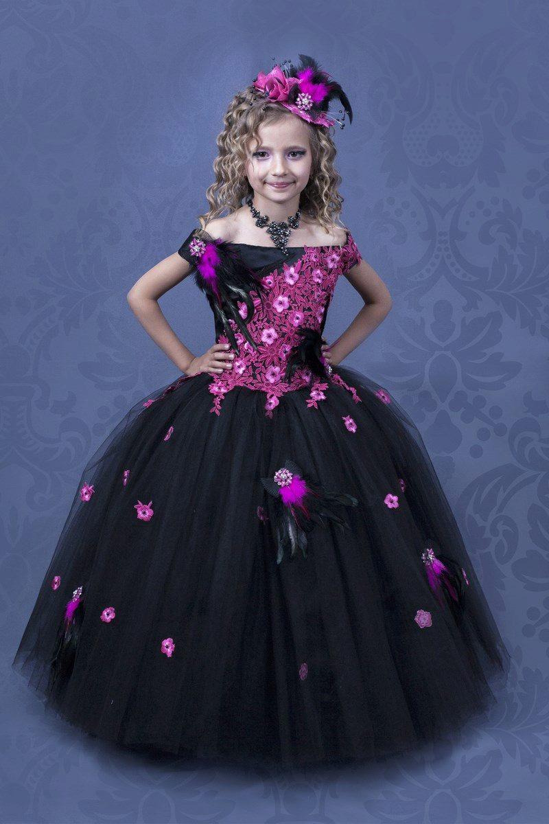 c6fdf21261b Пышные платья для девочки  шикарные платья для принцессы