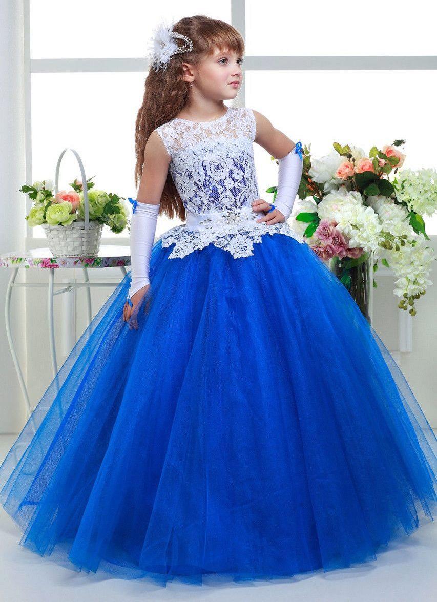 Детские платья для девочек на выпускной нарядные фото