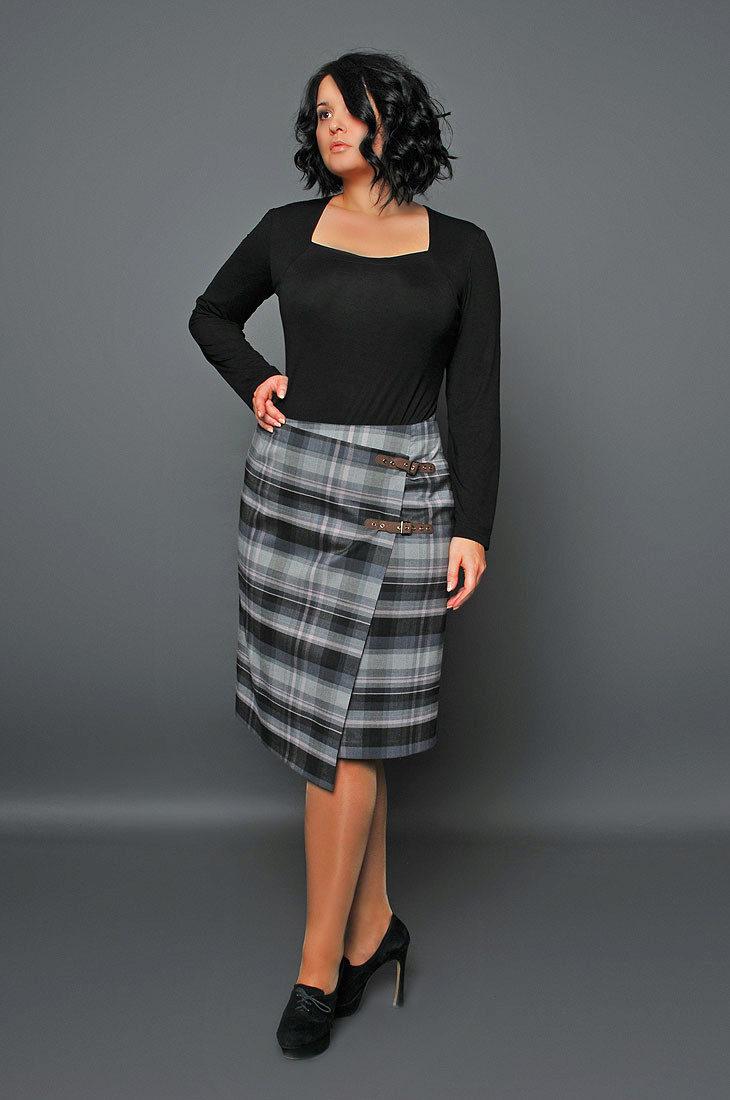 Женские брюки большого размера недорого доставка