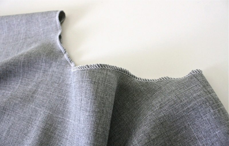 Лёгкая выкройка блузы