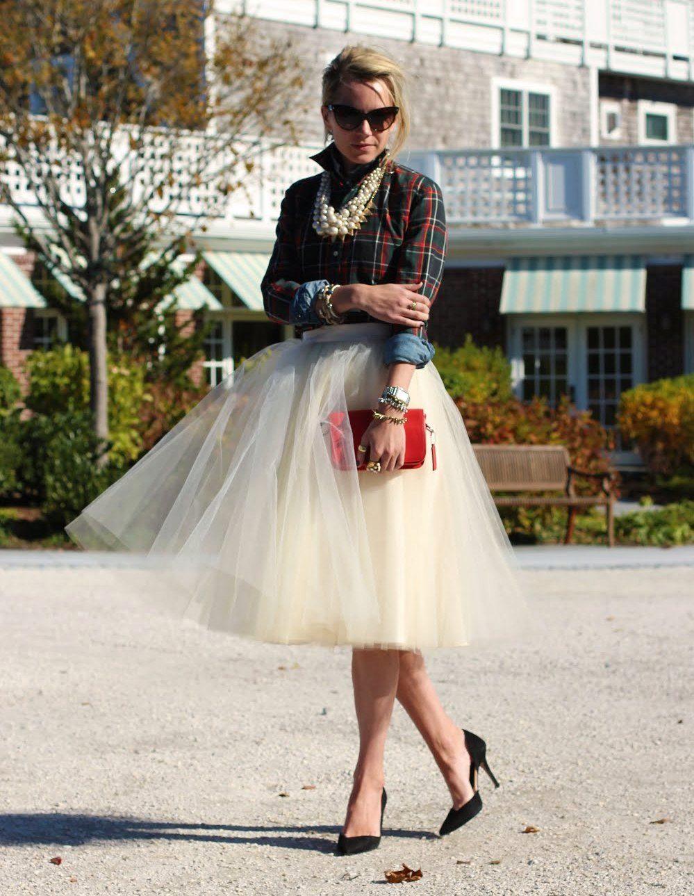 Принцесса в прозрачной юбке 13 фотография