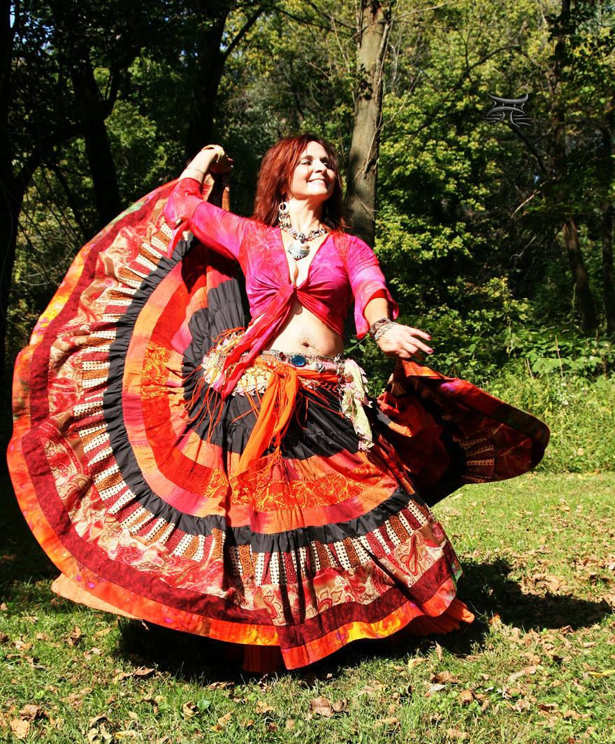Степ в цыганских танцах 8 фотография